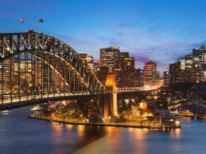 Sub-penthouse apartment in Milsons Point sells for $3.775m.