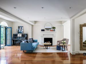 49 Wallaroy Rd, Woollahra passed in at auction for $4.025m and is now for sale for $4.025m.