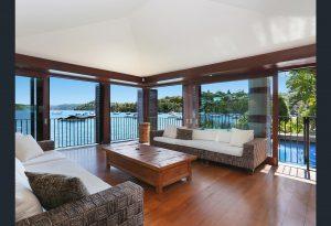 32 Julian St Mosman waterfront home